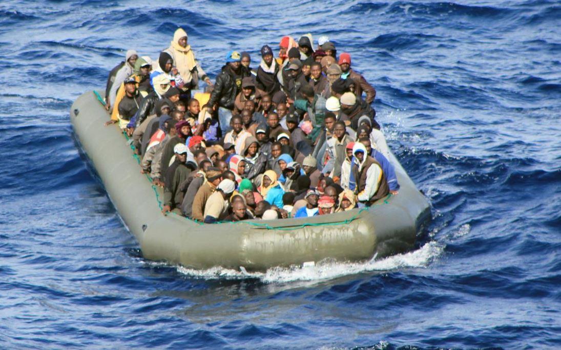 African refugees, © EPA.